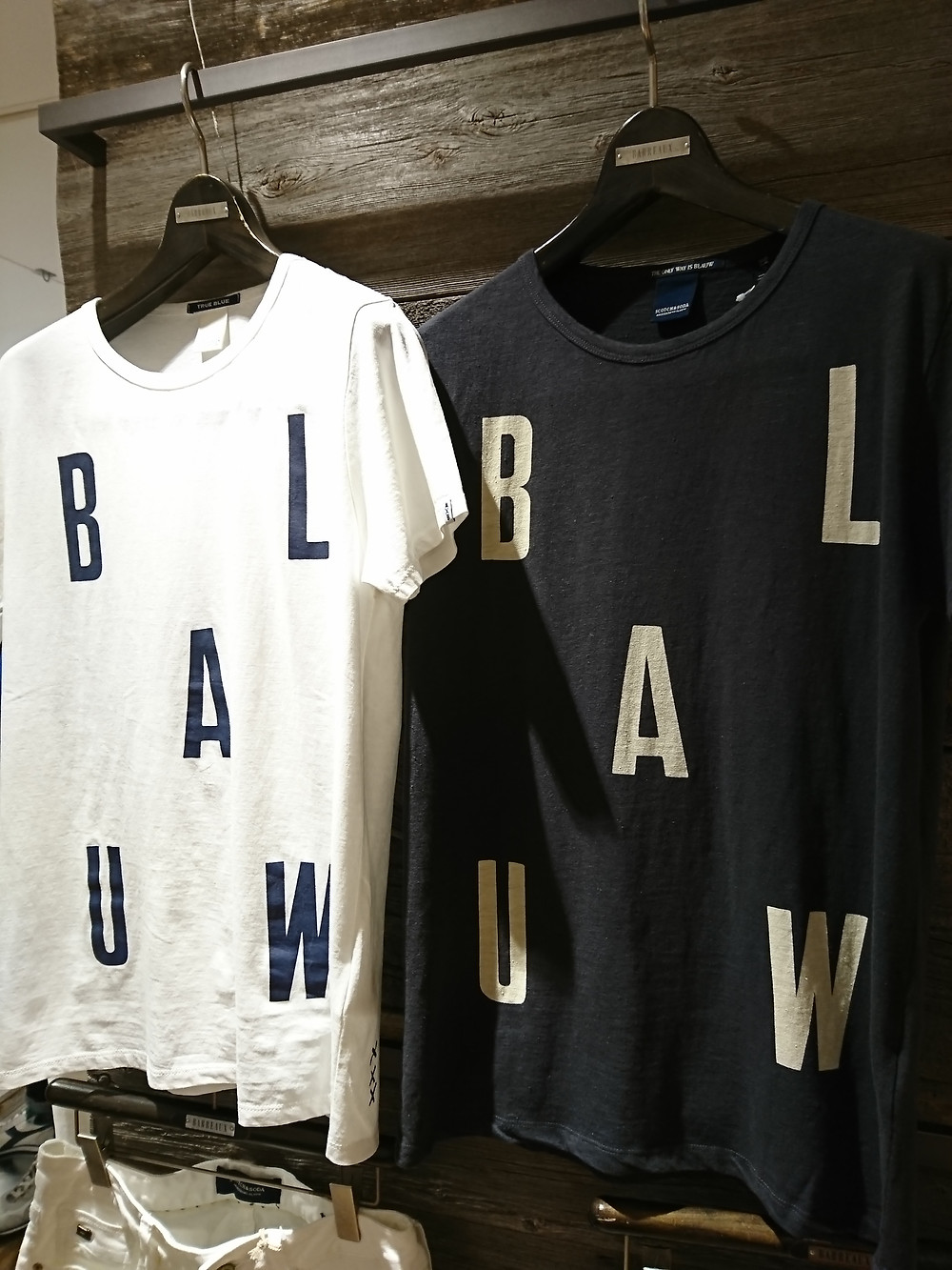 スコッチ&ソーダ/BLAUW