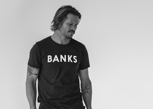 BANKSのTシャツが入荷!!!