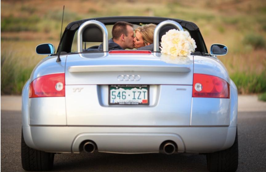 Grand Junction Wedding Florist.