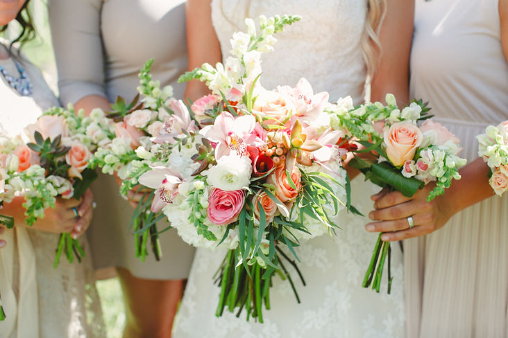 Grand Junction Wedding Florist.