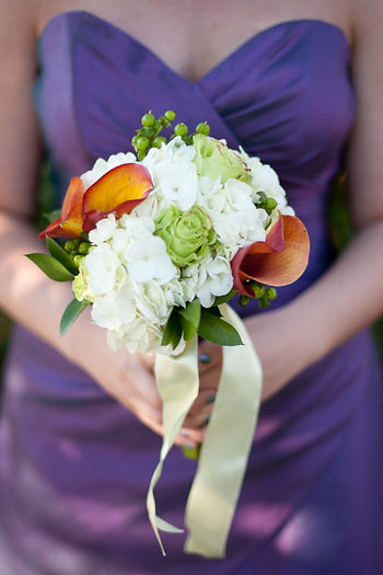 Grand Junction Florist Wedding Bridal Bouquet