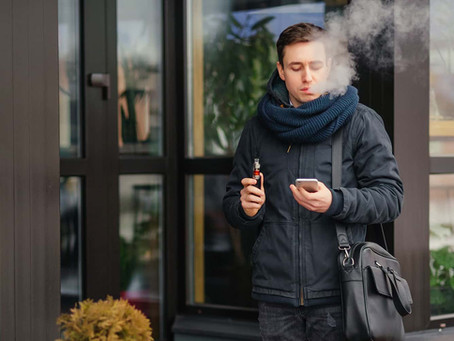 Forest Park, IL Dental Cleaning - Is Vaping Bad for Your Teeth?