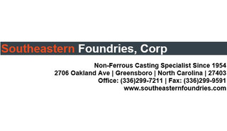 Southeaster Foundries