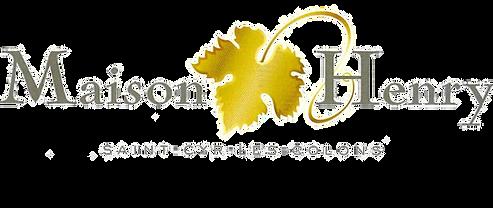 logo Maison Henry saint Cyr les colons