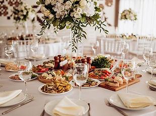 Events, Hochzeiten, Catering, Fullservice
