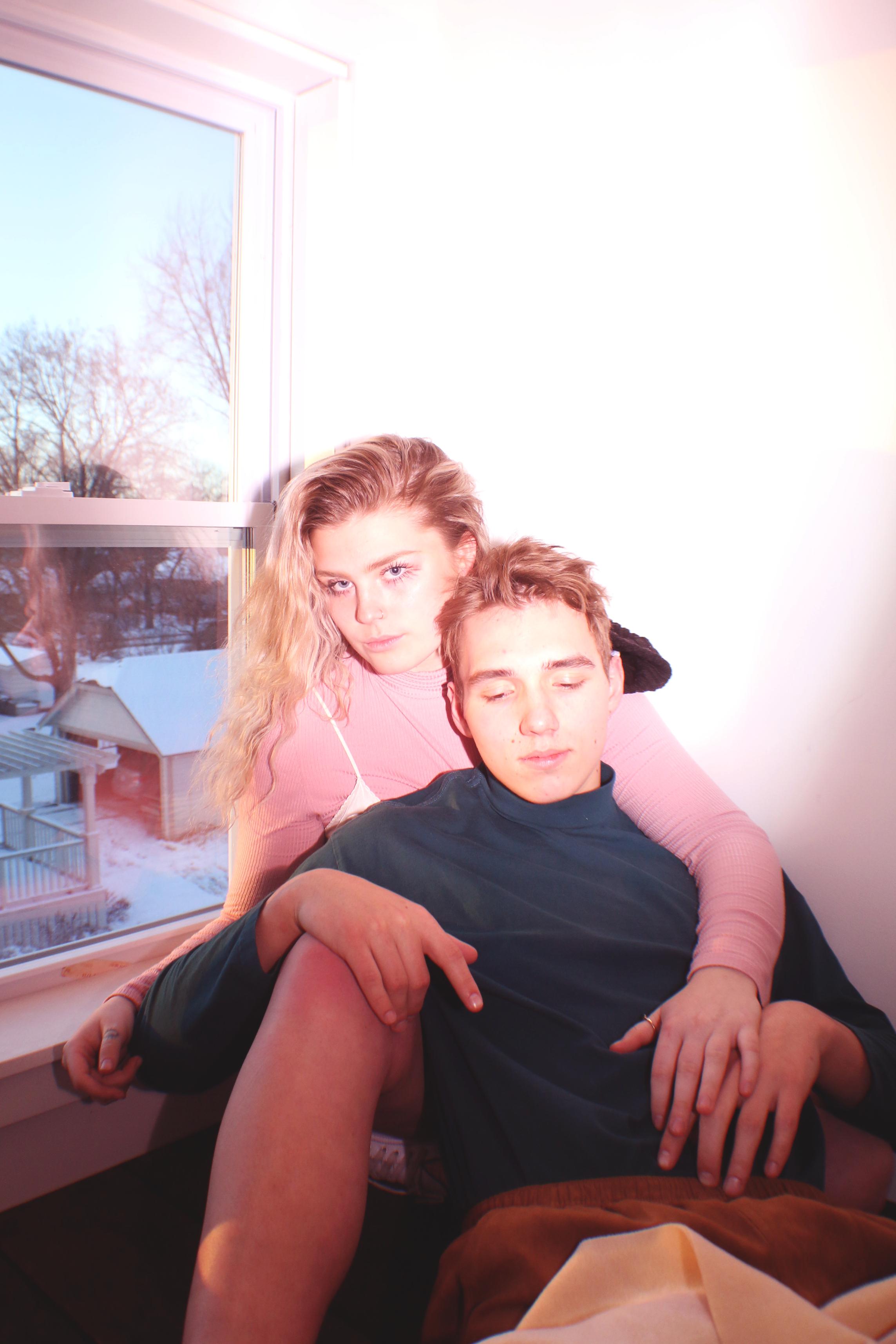 Kate and Sam, 2017