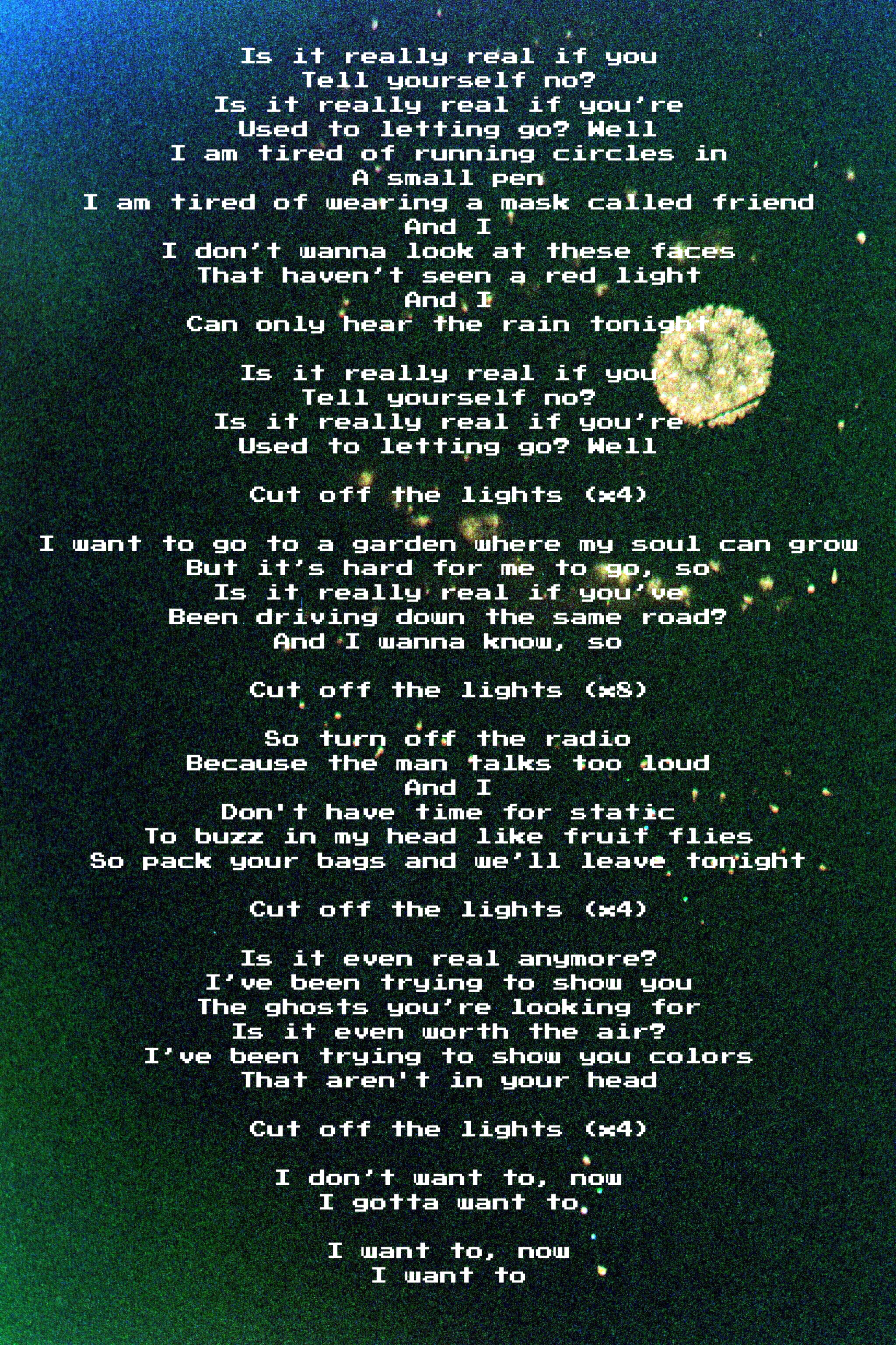 Green Creek - COTL Lyrics