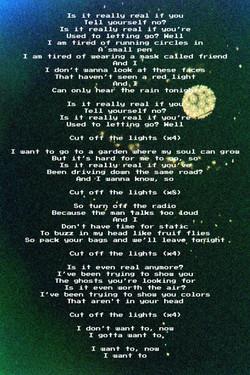 Green Creek - COTL Lyrics