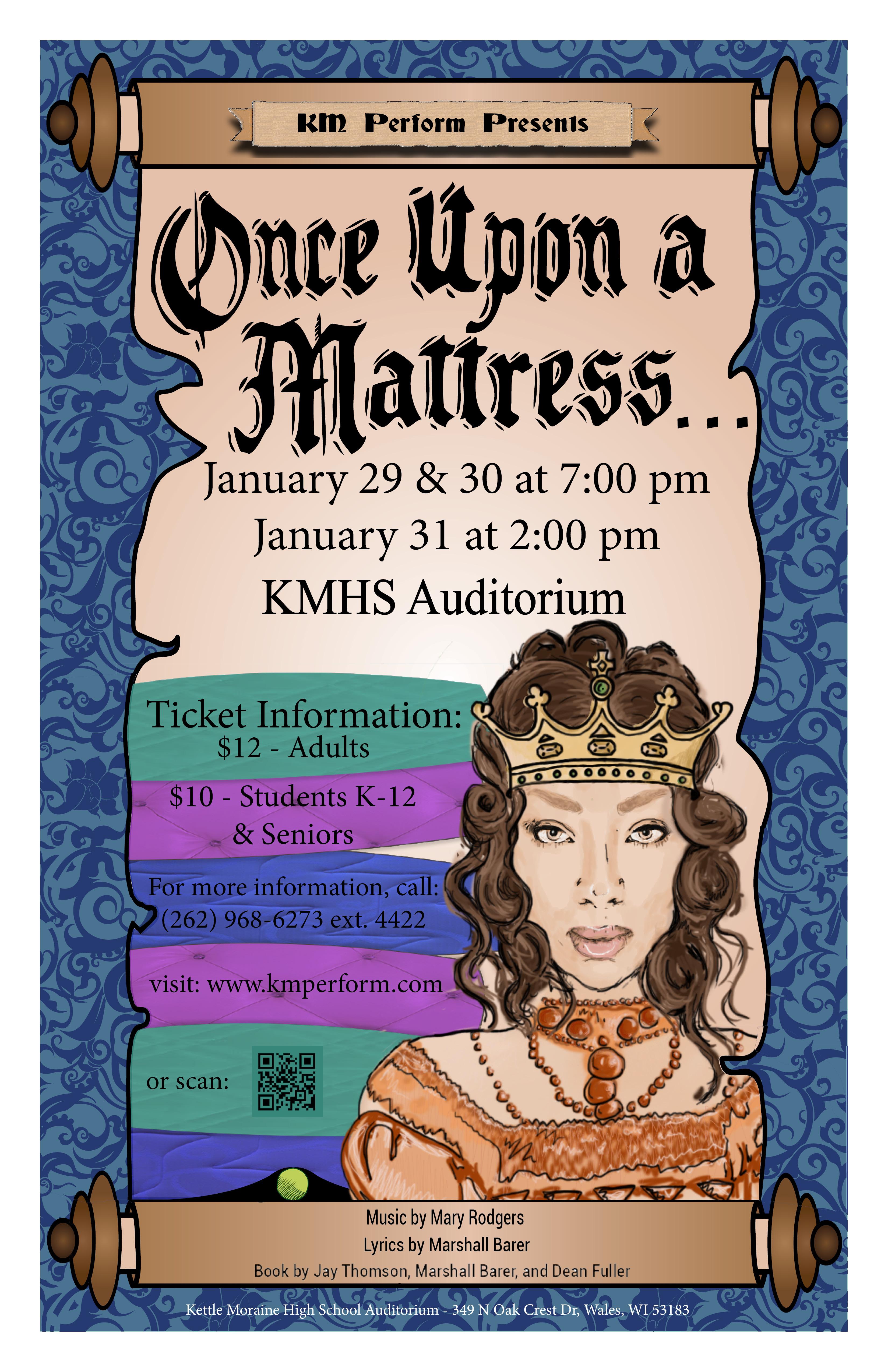 Copy of OUAM Poster Queen