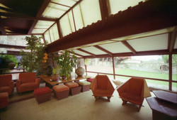 Taliesin West (living room)