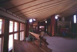 Taliesin (Frank's studio)