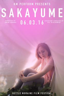 Sakayume - Film Poster (2016)