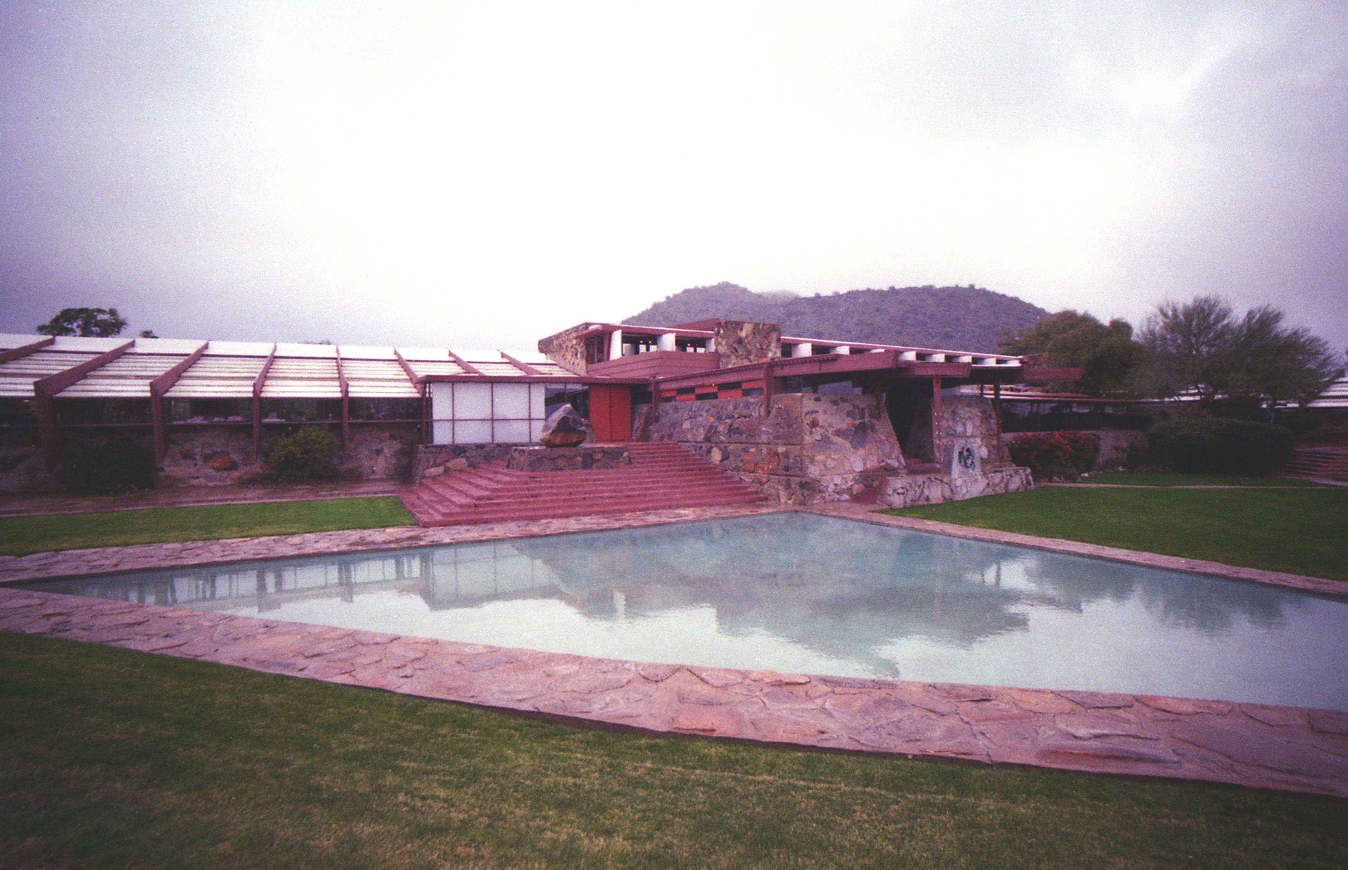 Taliesin West (exterior)