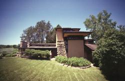 Taliesin (guest house - exterior)