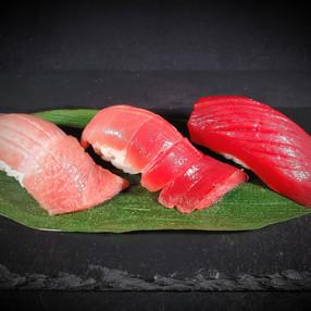 Bluefin Tuna Sushi Set