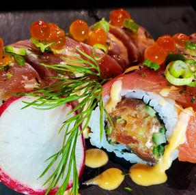 Love Bluefin Tuna Roll