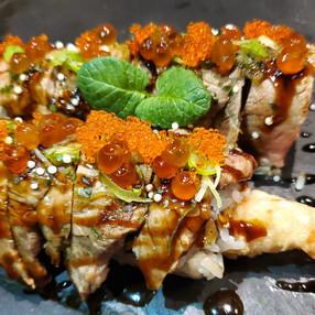 Steak & Shrimp Roll