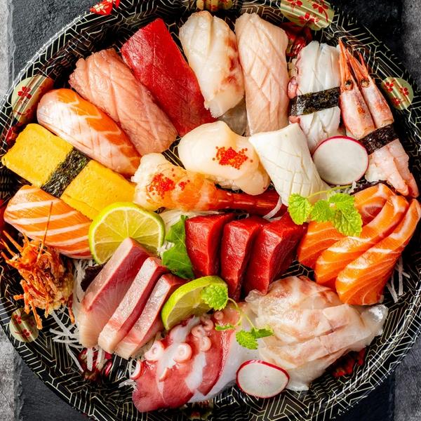 Sushi & Sashimi Platter (Premium, Small)