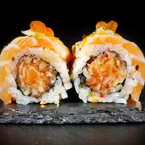 Love Iceland Salmon Roll