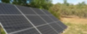 autonomie énergétique Naturoland panneaux solaires