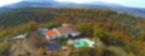 Maison autonome gîte insolite Naturoland