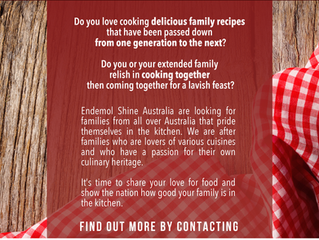 Family Food Fight seeking families from QLD
