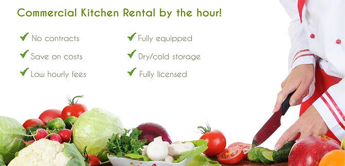 commercial kitchen rental brisbane
