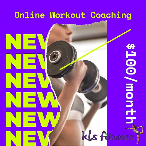Online Monthly Training