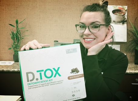 D.TOX with Life Time