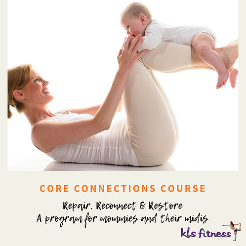 Core Connections Course | Post Natal