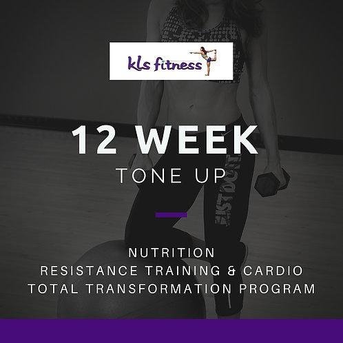 12 Week Tone Up
