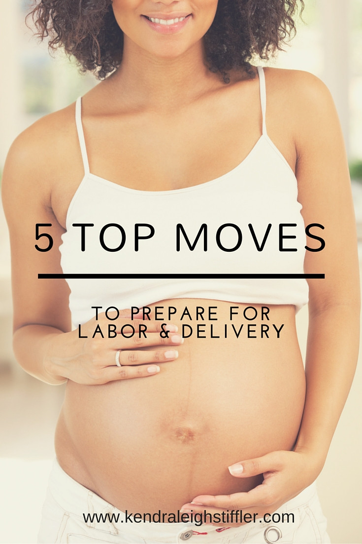 KLS Fitness; Top 5 moves to prepare for labor and delivery; Pre and Postnatal Warm Up