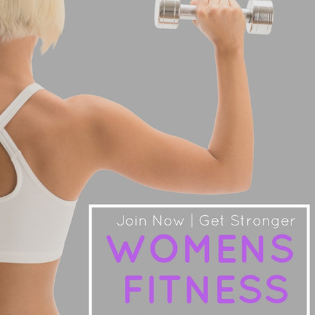 #getstronger with Womens Fitness at Arena District Athletic Club