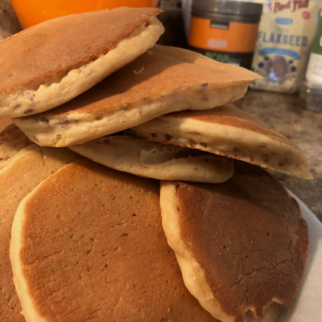 Most Incredible Protein Pancakes, Ever