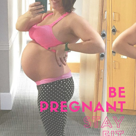 Prenatal Fitness Resistance Routine