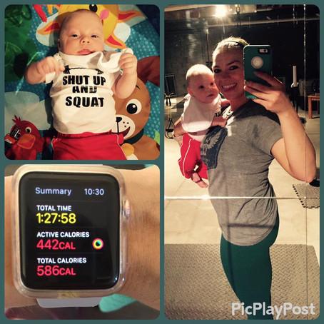 My new fitness blog...
