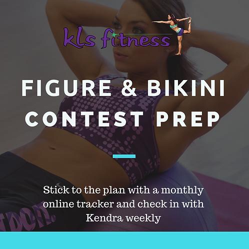 Figure & Bikini Contest Prep