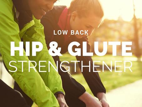 Hip & Glute Strengthener