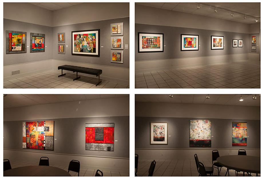 Goddard Center Exhibition Ardmore Oklahoma