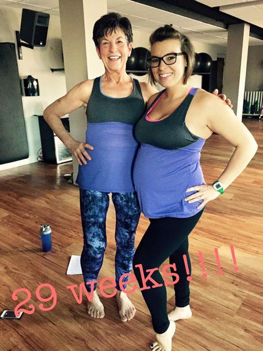 KLS Fitness, Prenatal Fitness, Fit for Birth Training