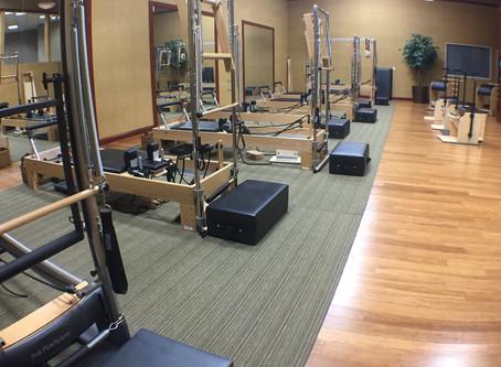 Reformer Pilates at Life Time Upper Arlington