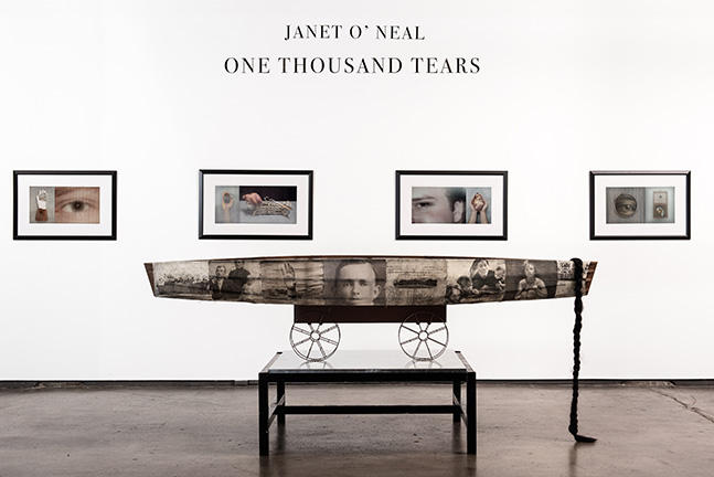 One Thousand Tears Exhibition