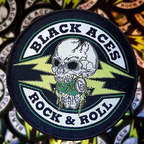 Black Aces 'Rock N Roll' Patch