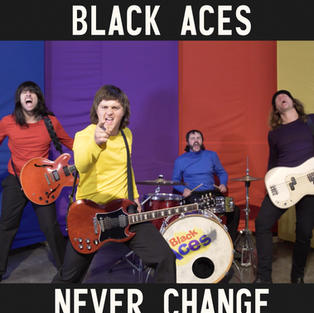 NEVER CHANGE (SINGLE)