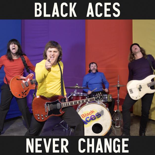 NEVER CHANGE (SINGLE)