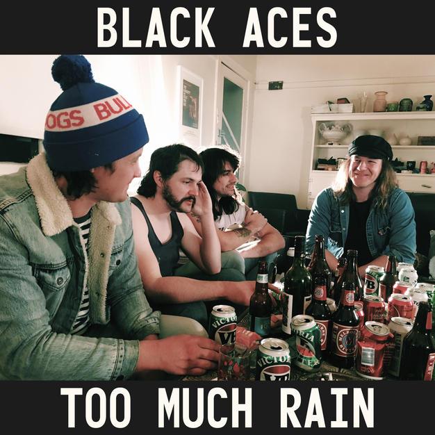 TOO MUCH RAIN (SINGLE)