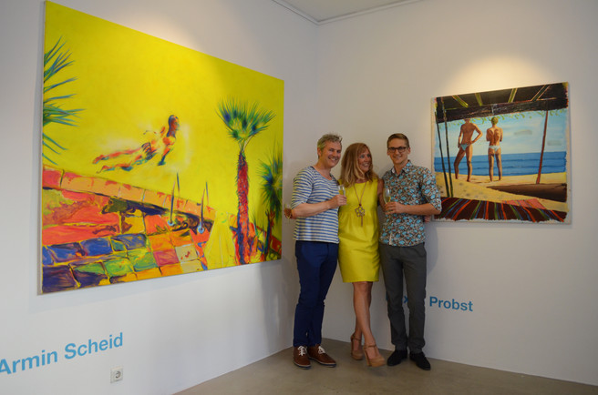 "VERNISSAGE ""SUMMERTIME"""