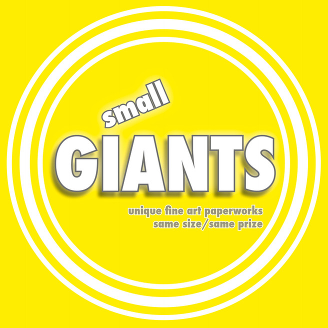SMALL GIANTS - PAPERWORKS