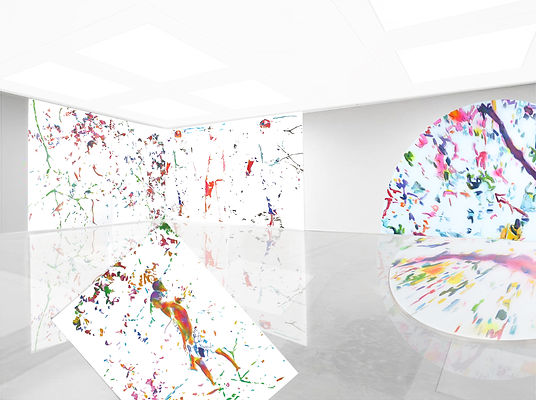 Elementary Particles - White Cube Party.