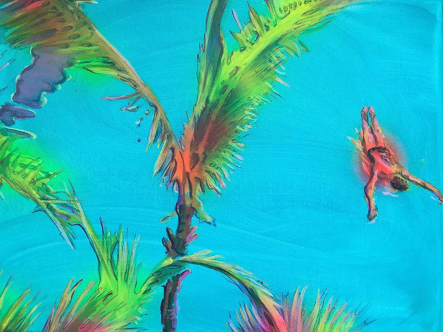 Poolside, 30 x 40 cm.jpg
